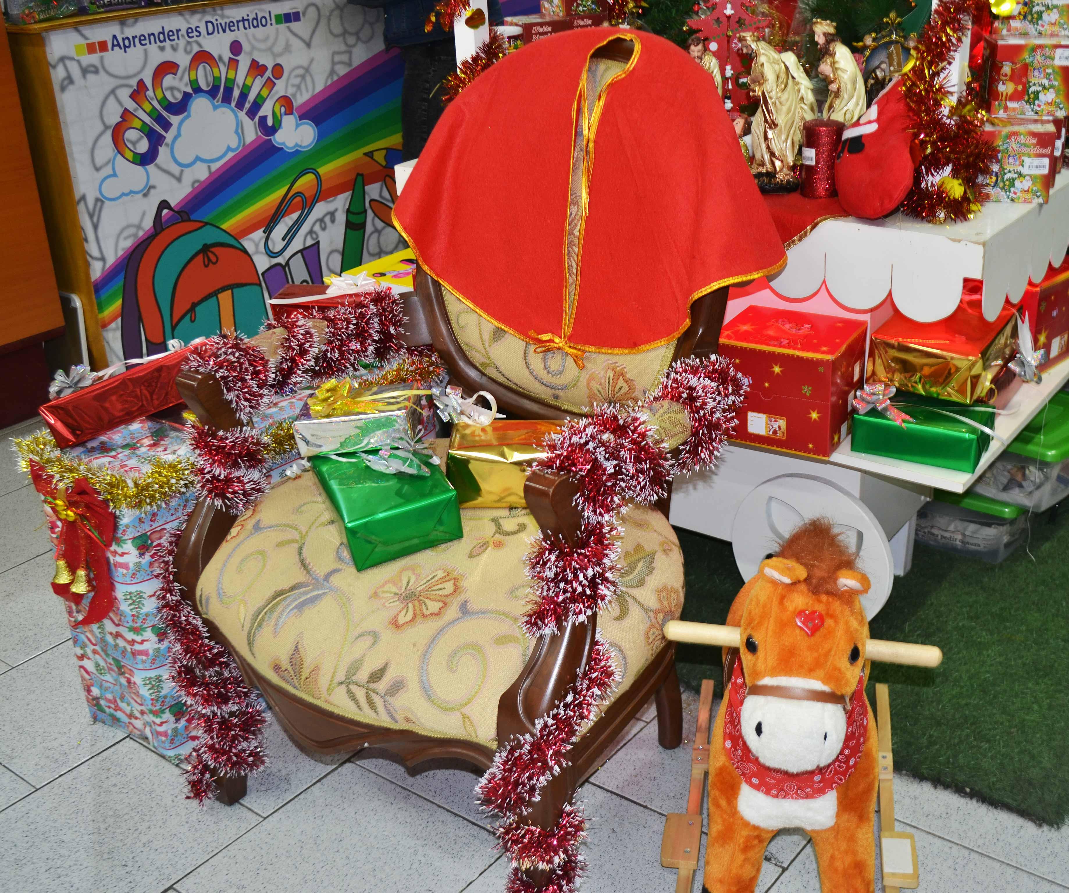 El Deseo De Navidad Juguetería Arcoiris Temuco