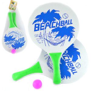 Paletas de playa juego de actividad física